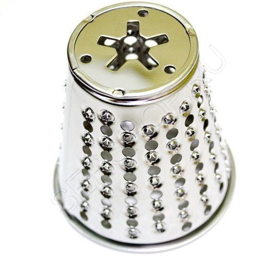 Насадка барабанчик мелкая тёрка для мясорубки MOULINEX (Мулинекс) HV8, HV9, SS-193526