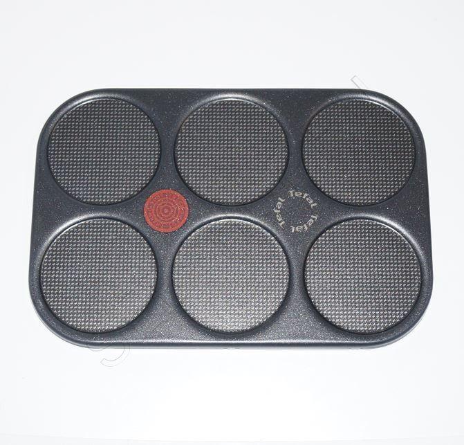 Панель жарочная для блинницы Тефаль (TEFAL) (6 блинов) модели PY5593 , TYPE 1336. Артикул: TS-01026900